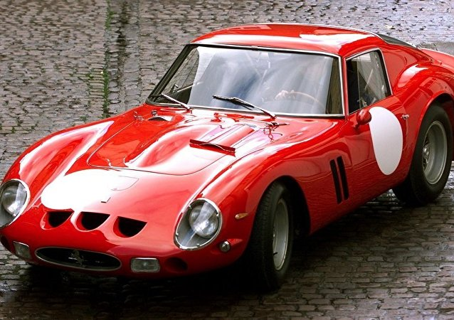 法拉利250 GTO