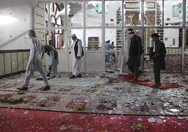 在阿富汗两名塔利班指挥官被打死