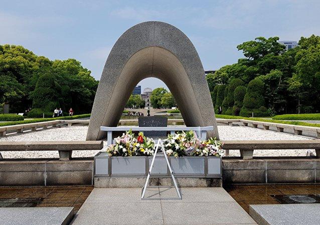 廣島原子彈爆炸73週年