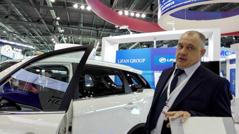 """АВС Motors""公司负责人维亚切斯拉夫·马尔秋绍夫"