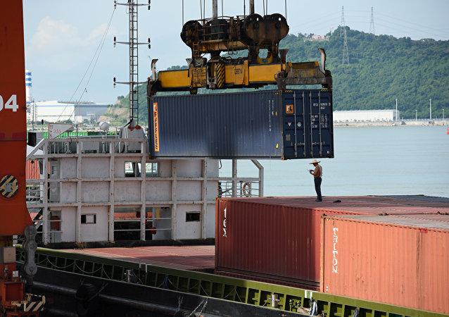 俄總統普京表示,中美貿易戰為俄羅斯創造機遇