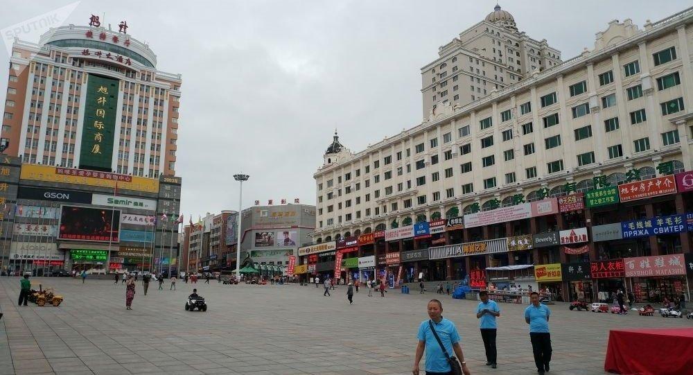 俄滨海边疆区将于9月在绥芬河开设商品中心