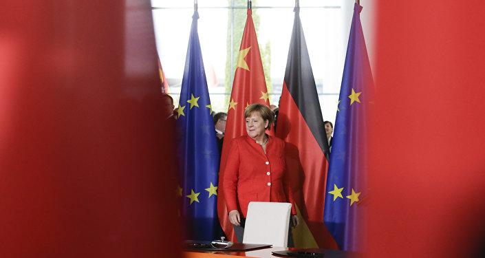 外國媒體:柏林對中國關閉德國技術大門