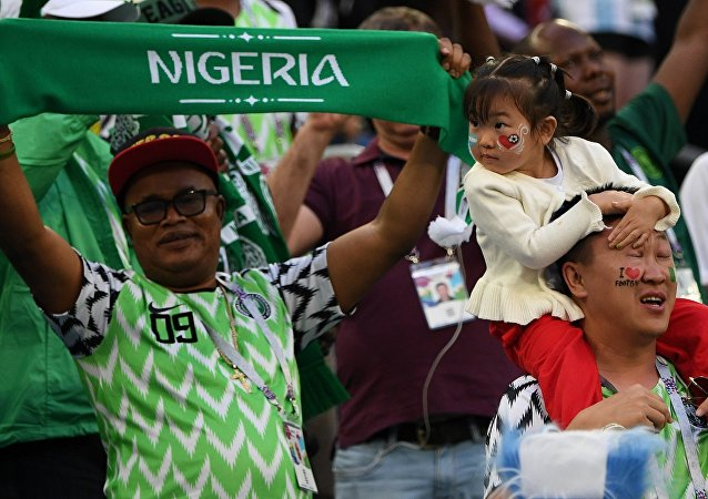 尼日利亞花費約100萬美元把世界杯後不願離開俄羅斯的球迷接回國