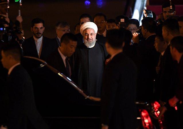 欧盟在对待美国制裁伊朗上重视中国立场
