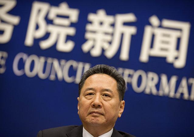 中国国家主席习近平特使、交通运输部部长李小鹏