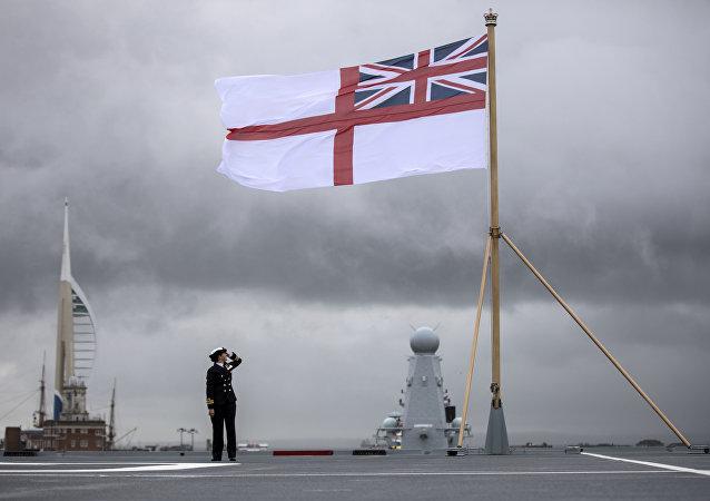 媒体:英国新潜艇项目因美产部件存在缺陷遭遇危机
