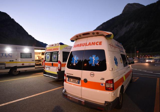 俄罗斯一名游客在意大利一家宾馆不幸坠亡