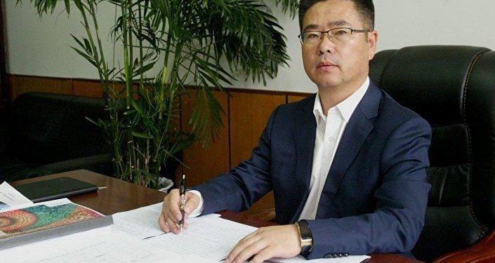 黑龙江省绥芬河市委副书记王永平