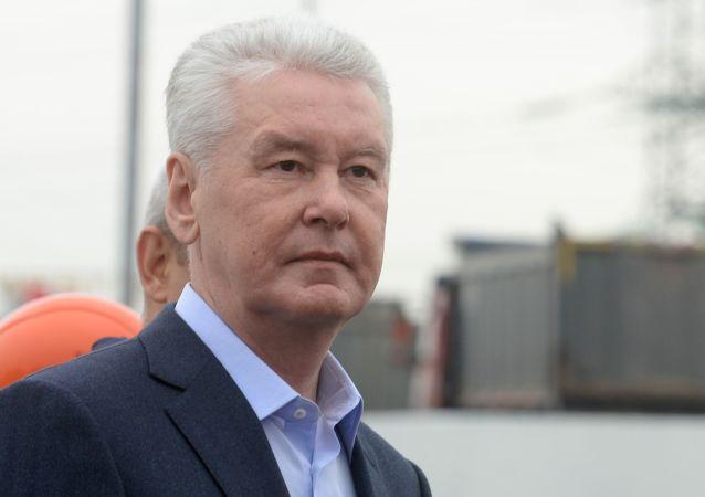 莫斯科市市長謝爾蓋·索比亞寧