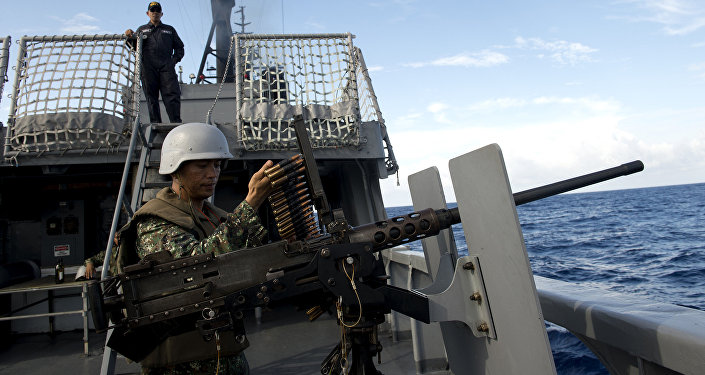 菲律宾军舰