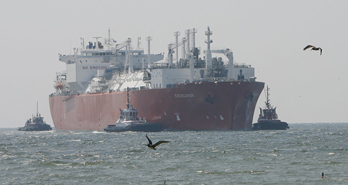 美液化天然氣或遭貿易戰扼殺