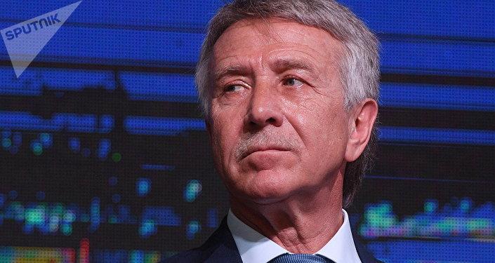 俄罗斯诺瓦泰克公司和西布尔公司的共同所有人列昂尼德·米赫尔松