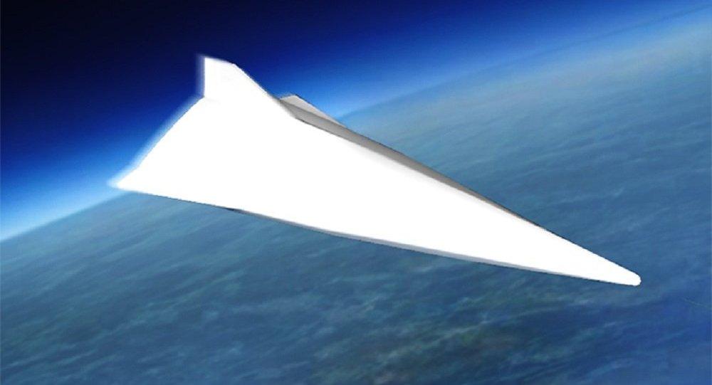 俄专家:中国在国防领域成功利用高超音速技术