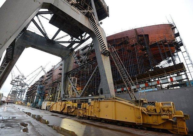 俄罗斯新核动力破冰船计划于2019年5月下水