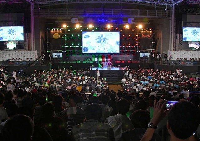 中国发布首部《电子竞技场馆运营服务规范》
