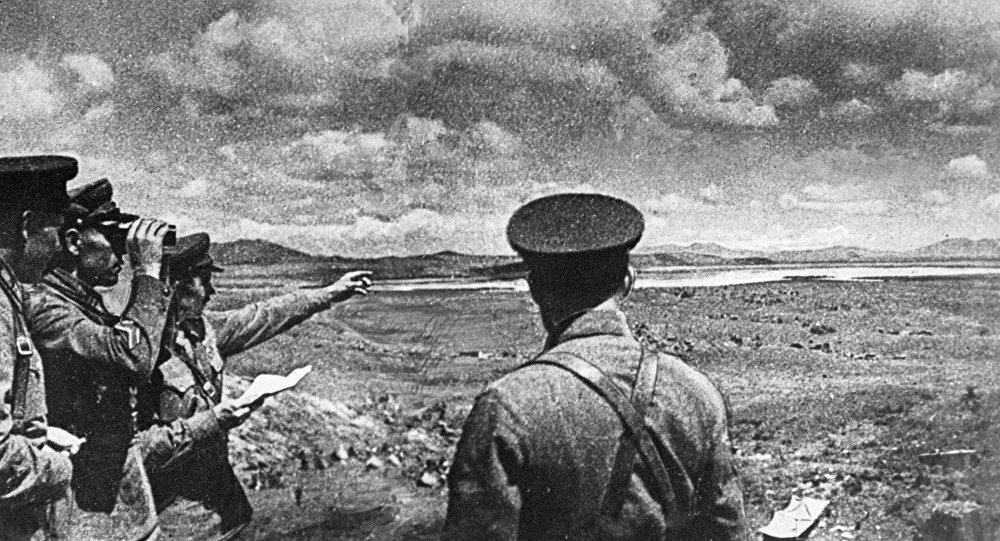 中国举行苏日哈桑湖战役80周年纪念活动