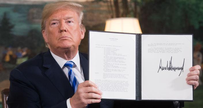 對伊朗新制裁