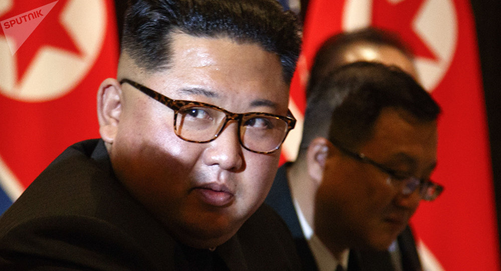 金正恩目前尚未确定是否将出席东方经济论坛