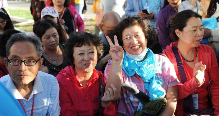 中国游客前往伊尔库茨克州游客的数量已增长40%