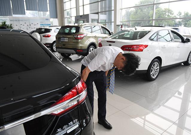 对华贸易战将打击美国汽车业