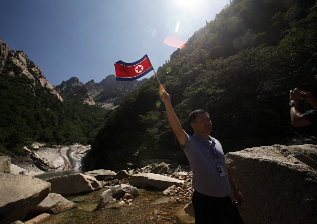 朝鲜,中国游客