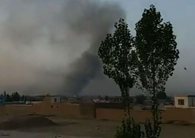 阿富汗约有100名军人在塔利班袭击后失踪