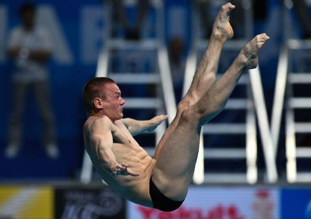 俄罗斯队在欧洲跳水锦标赛获得五枚金牌