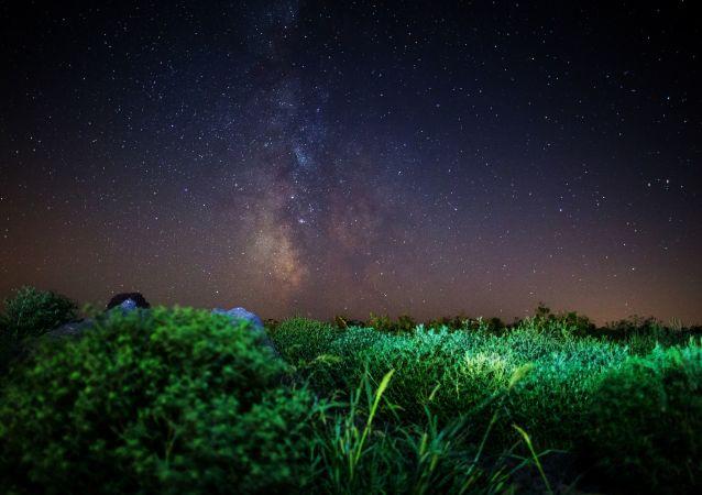 天文学家警告银河系可能发生伽马暴