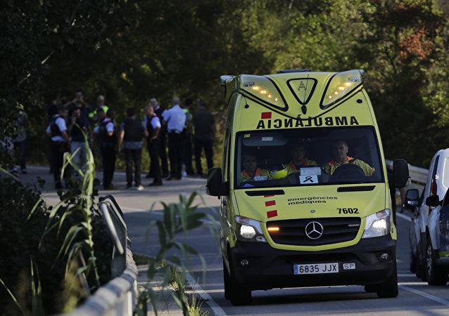 西班牙,急救車