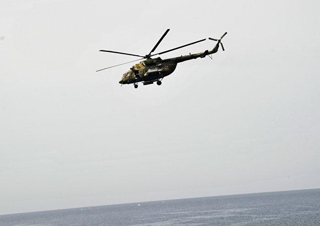 俄罗斯米-8直升机