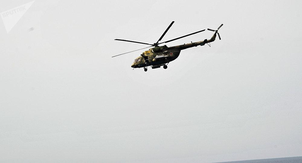 塔吉克斯坦硬着陆米-8直升机上的所有乘客都活着