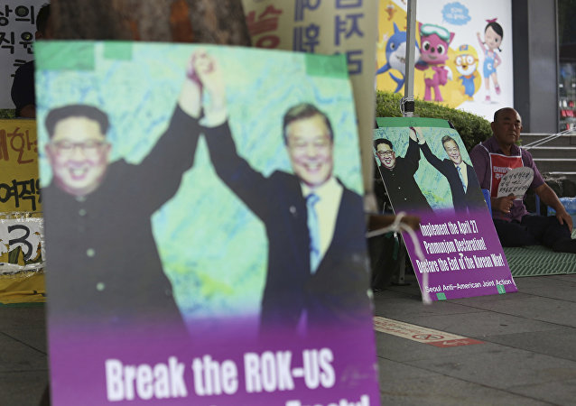 韩朝两国或于9月中旬举行首脑会晤