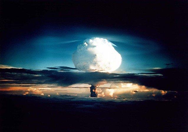 科學家們預測美俄核戰爭將導致持續十年的冬天