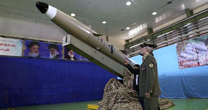 新一代「法塔赫」彈道導彈