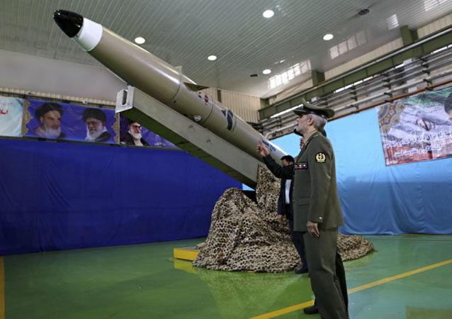 伊朗發佈自行研制的新型防空系統