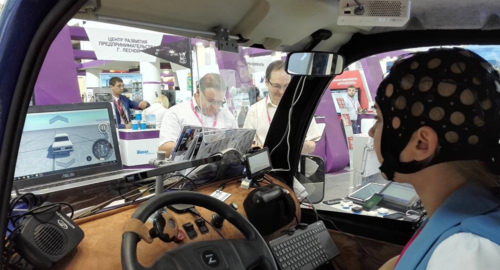 未來概念:俄羅斯正研制思維控制汽車