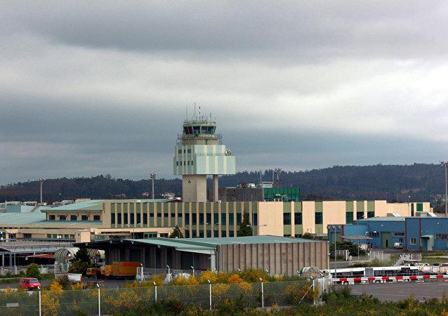 西班牙聖地亞哥-德孔波斯特拉機場