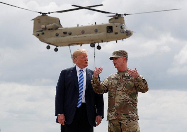 美国政府增购6架总统专用直升机