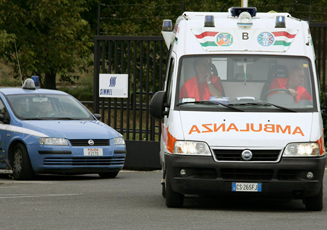 意大利,急救车
