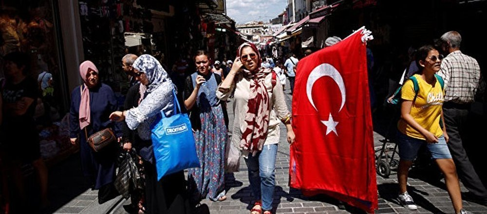 土耳其将22种美国进口商品的关税提高一倍