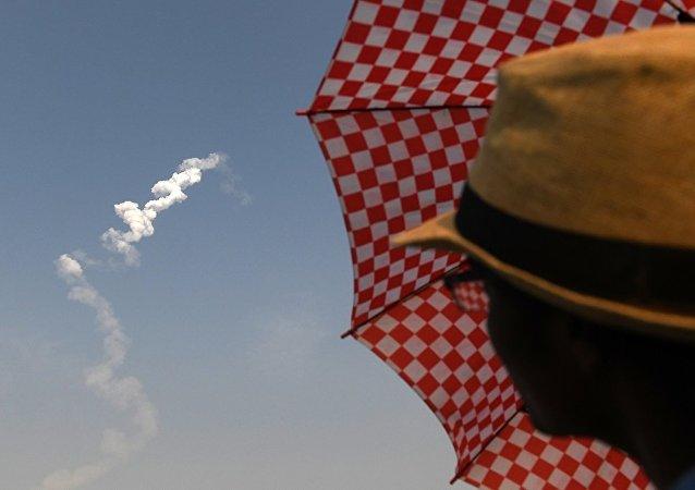 ISRO:印度擬進行為期7天的首次載人航天飛行