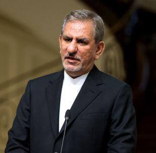伊朗副总统艾萨克·贾汉吉里