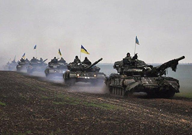 黑客曝光烏克蘭政府用放射性廢物污染頓巴斯的計劃