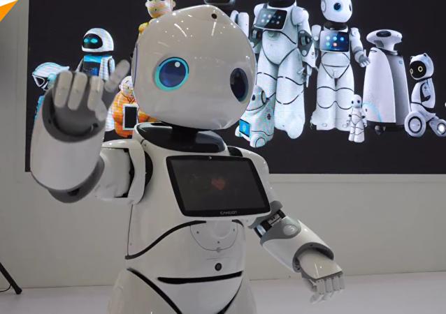 2018世界機器人大會