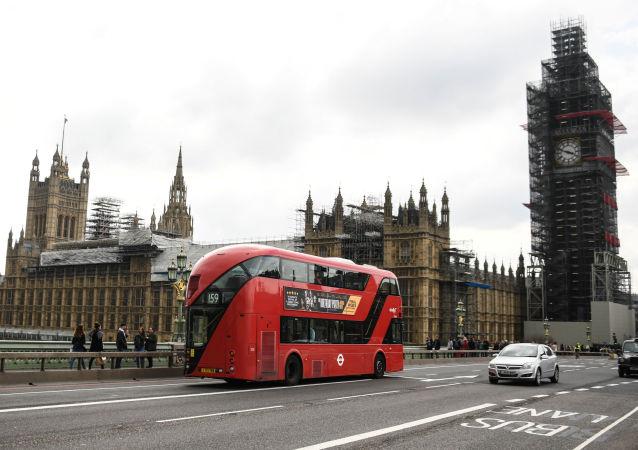 伦敦出现清洁空气区