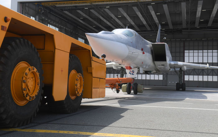 俄罗斯图-22M3M导弹轰炸机亮相图集
