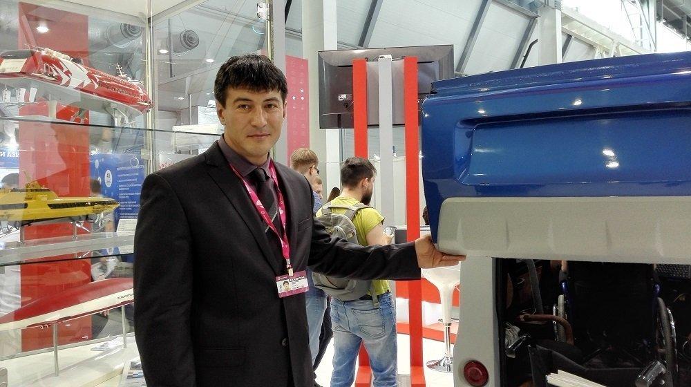ZETTA公司總經理:傑尼斯·舒洛夫斯基