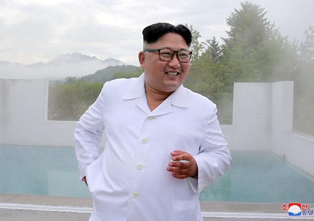 平壤尚未确认金正恩是否出席东方经济论坛