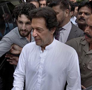 巴基斯坦总理伊姆兰•汗